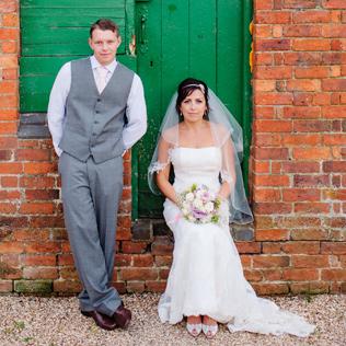 Lucy & Gavin Wedding