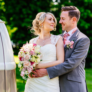 Mel & Steve Wedding