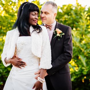 Mirian & David Wedding