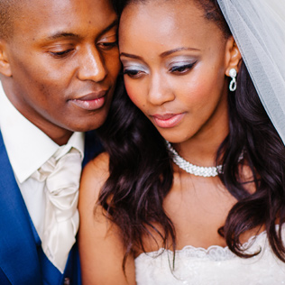 Natalie & Tendai Wedding