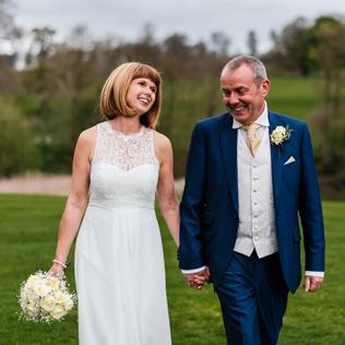Sarah & John Wedding