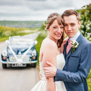 Sarah & Arron Wedding