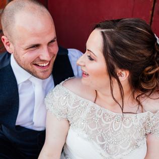 Sarah & Steve Wedding