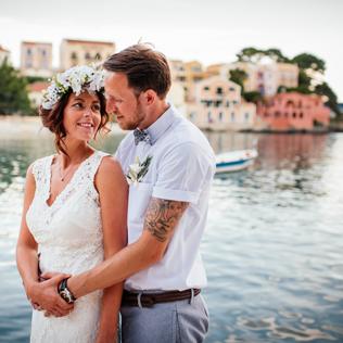 Tanya & Aaran Wedding