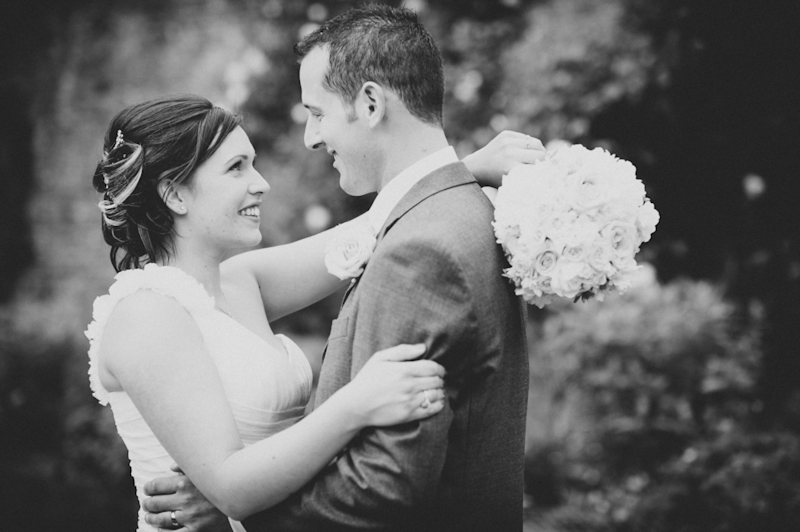 Danielle and Mark's Crockwell Farm wedding blog by Aaron Collett
