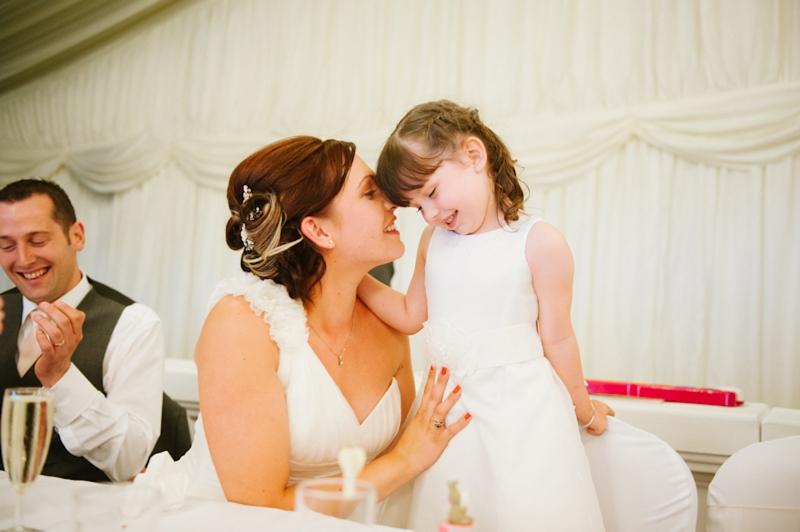 Bride Bringing Real Emotion To 75