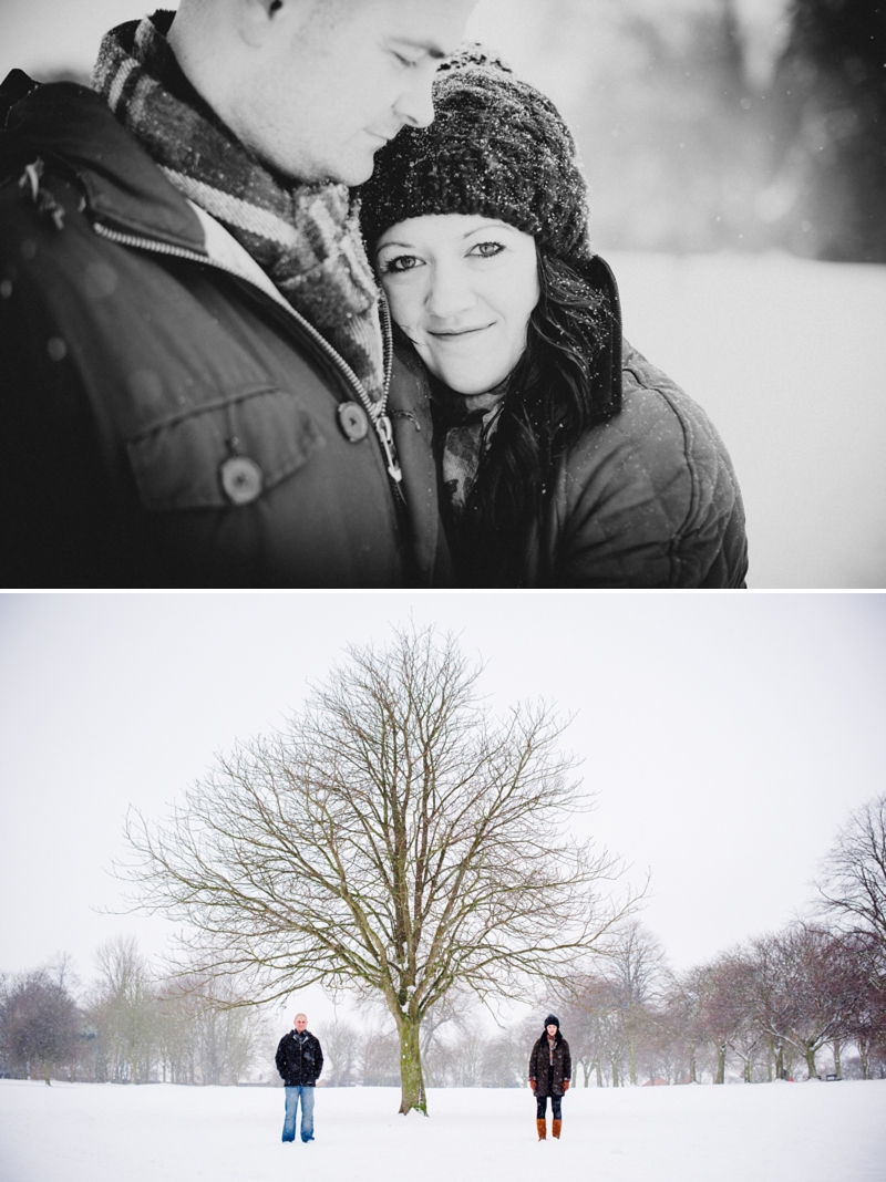 Alix & Ben Snow Shoot_007