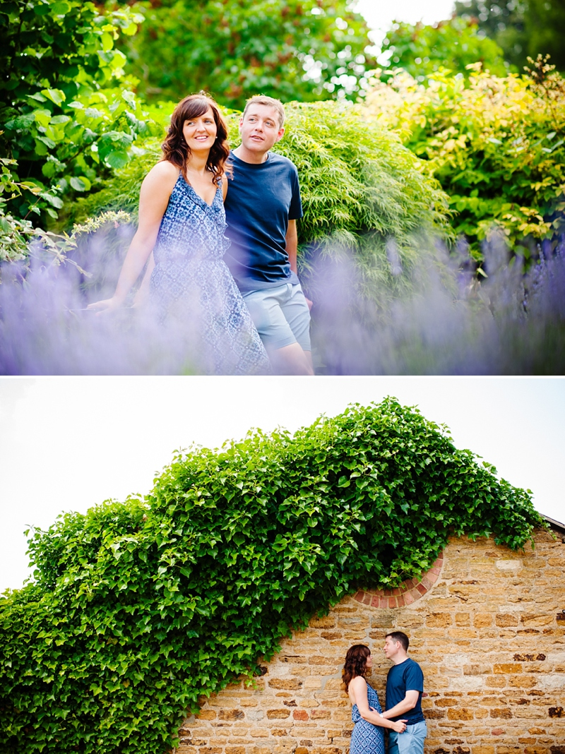 Abington Park Engagement Shoot