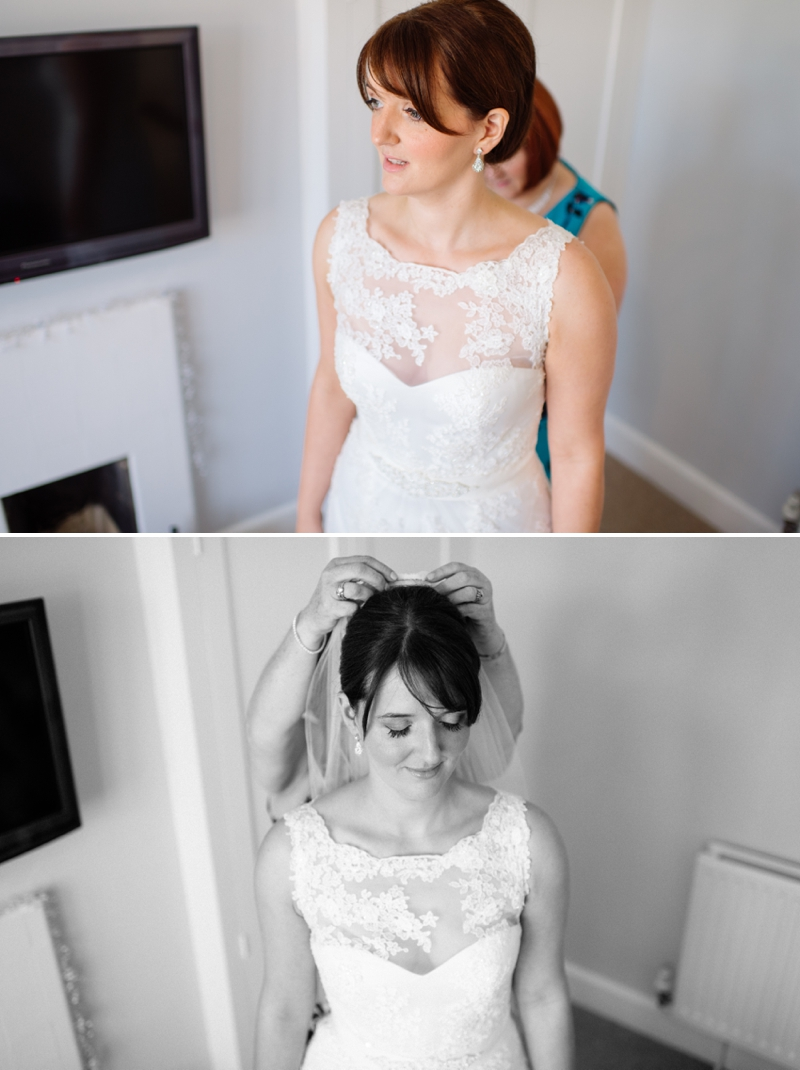 Emma & Lawrence - Rushton Hall Wedding_0008