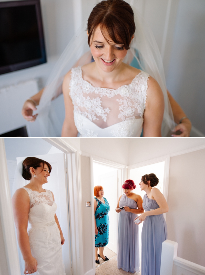 Emma & Lawrence - Rushton Hall Wedding_0009
