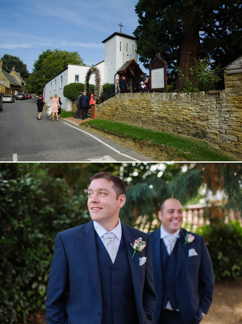 Emma & Lawrence - Rushton Hall Wedding_0014
