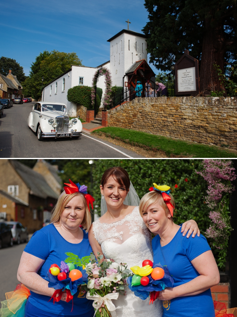 Emma & Lawrence - Rushton Hall Wedding_0016
