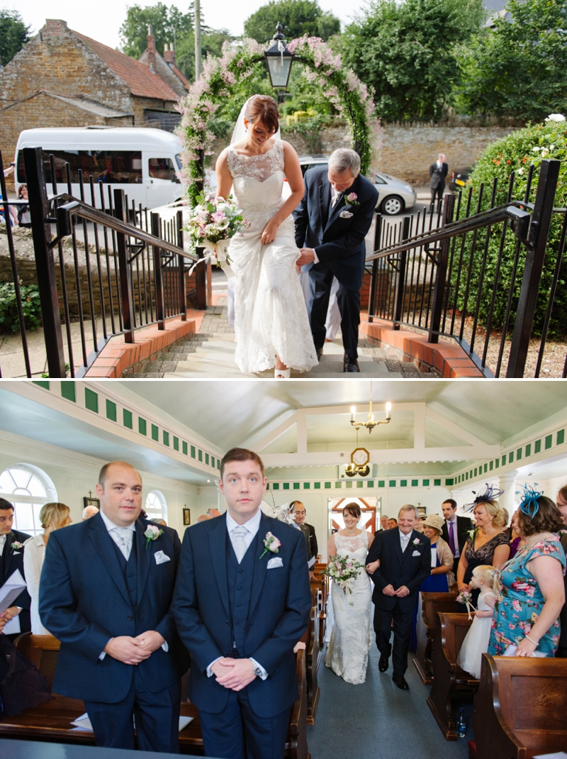 Emma & Lawrence - Rushton Hall Wedding_0017