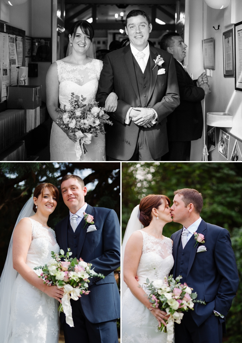 Emma & Lawrence - Rushton Hall Wedding_0021