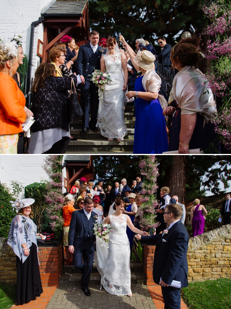 Emma & Lawrence - Rushton Hall Wedding_0022