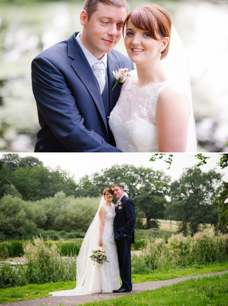 Emma & Lawrence - Rushton Hall Wedding_0027