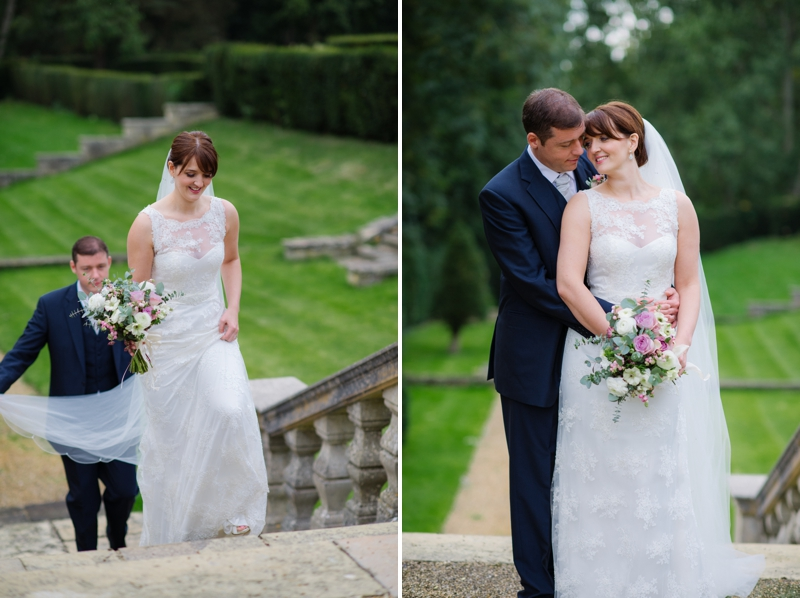 Emma & Lawrence - Rushton Hall Wedding_0029