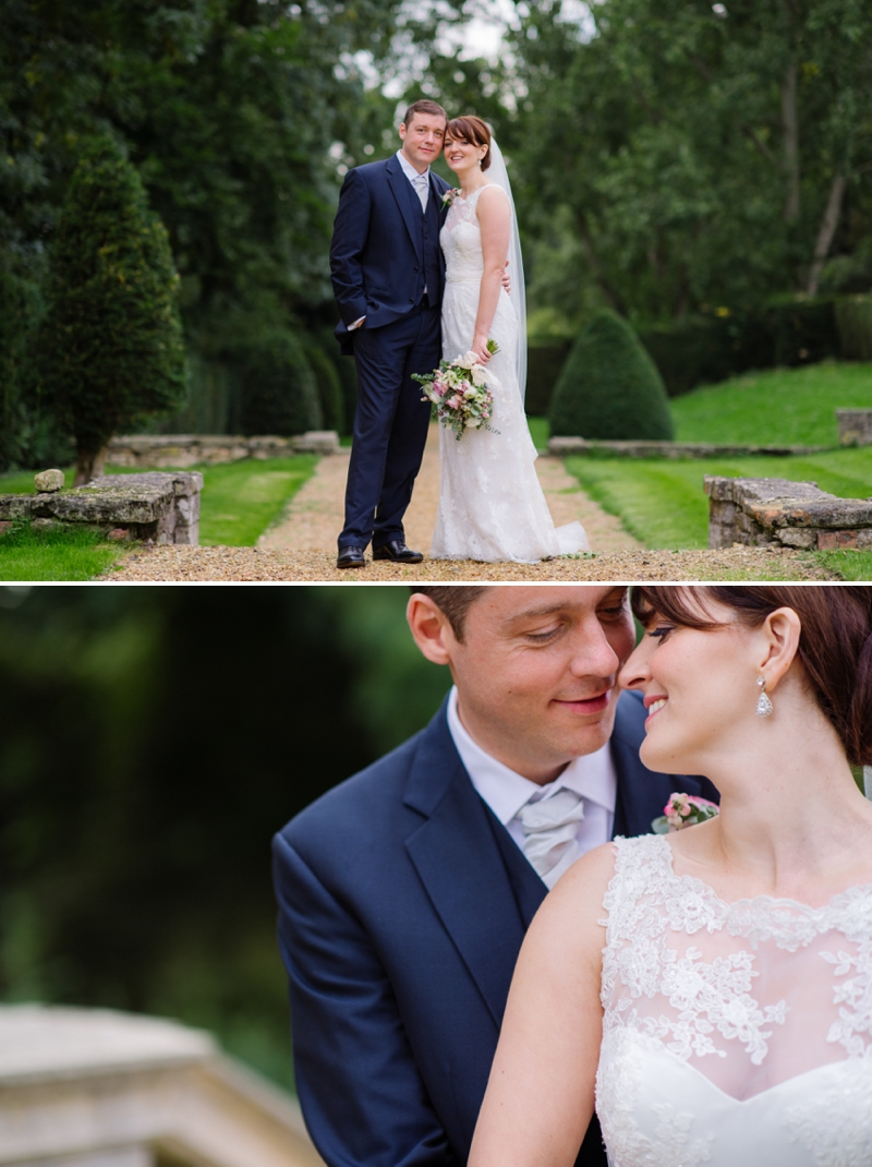 Emma & Lawrence - Rushton Hall Wedding_0030