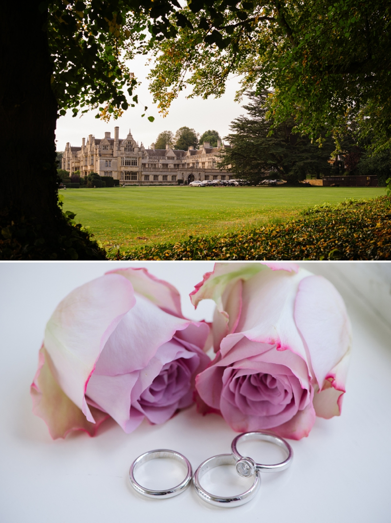 Emma & Lawrence - Rushton Hall Wedding_0032