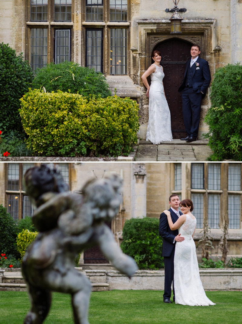 Emma & Lawrence - Rushton Hall Wedding_0034