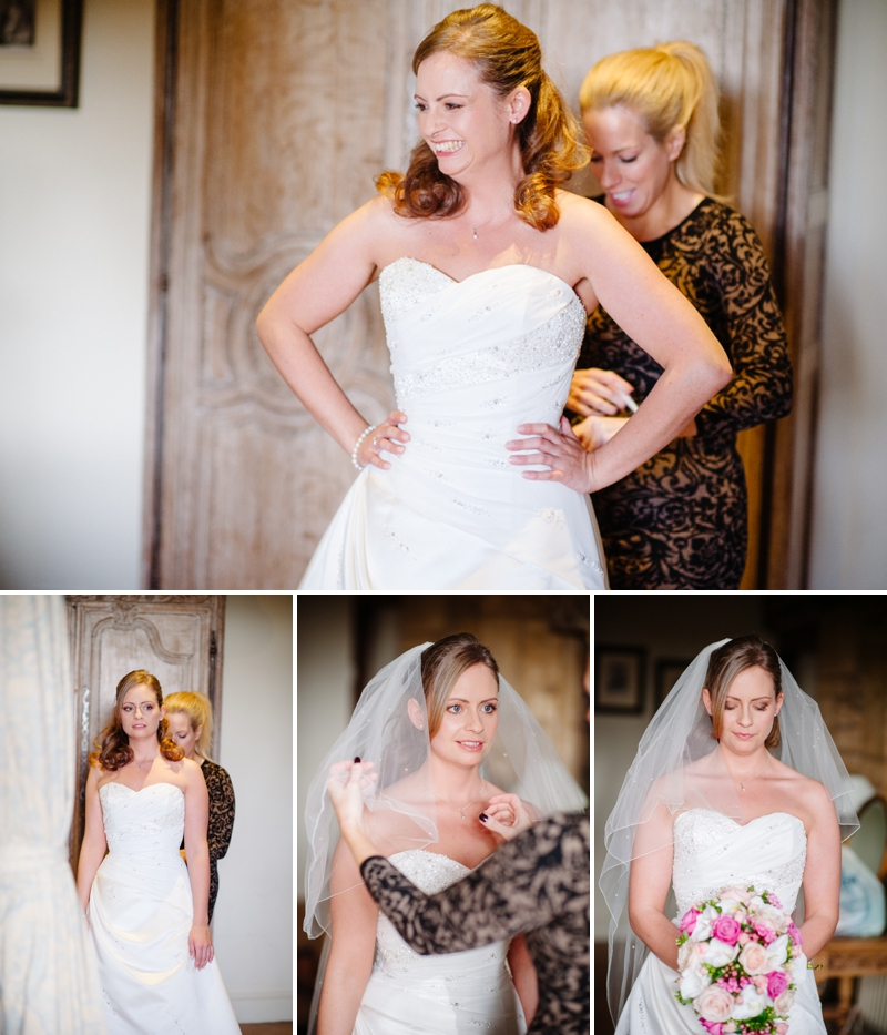 Rachael & Kevin - Fawsley Hall Wedding_0005