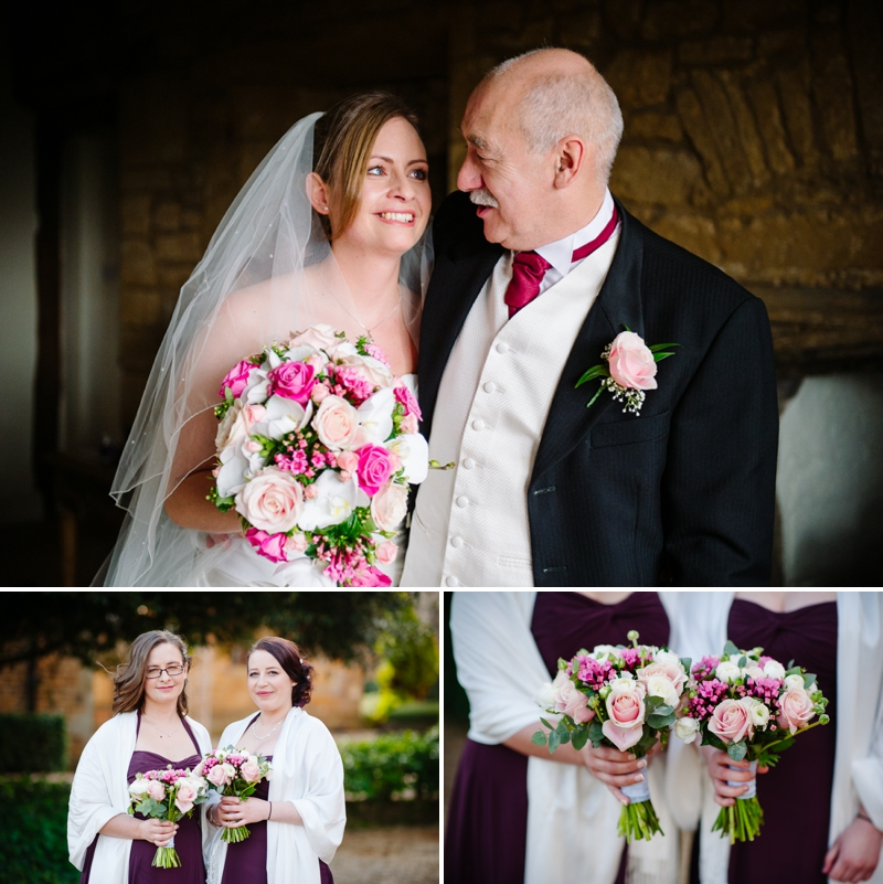 Rachael & Kevin - Fawsley Hall Wedding_0006