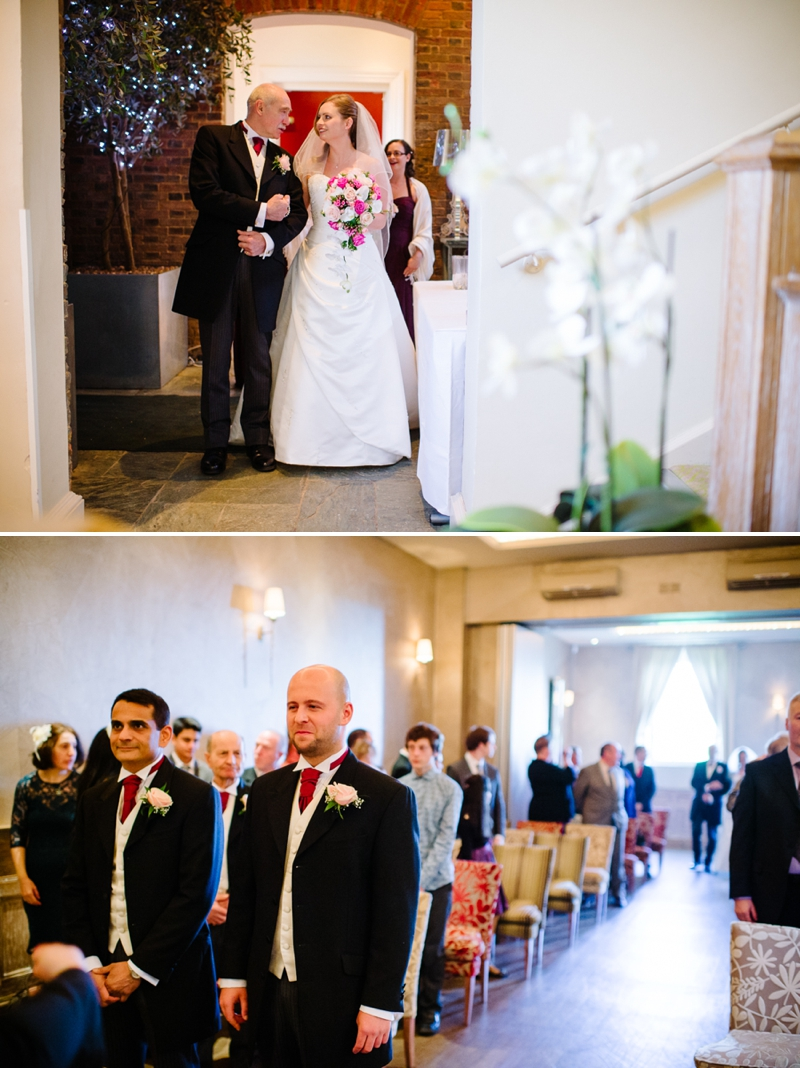Rachael & Kevin - Fawsley Hall Wedding_0008