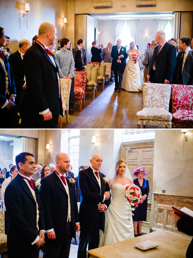 Rachael & Kevin - Fawsley Hall Wedding_0009