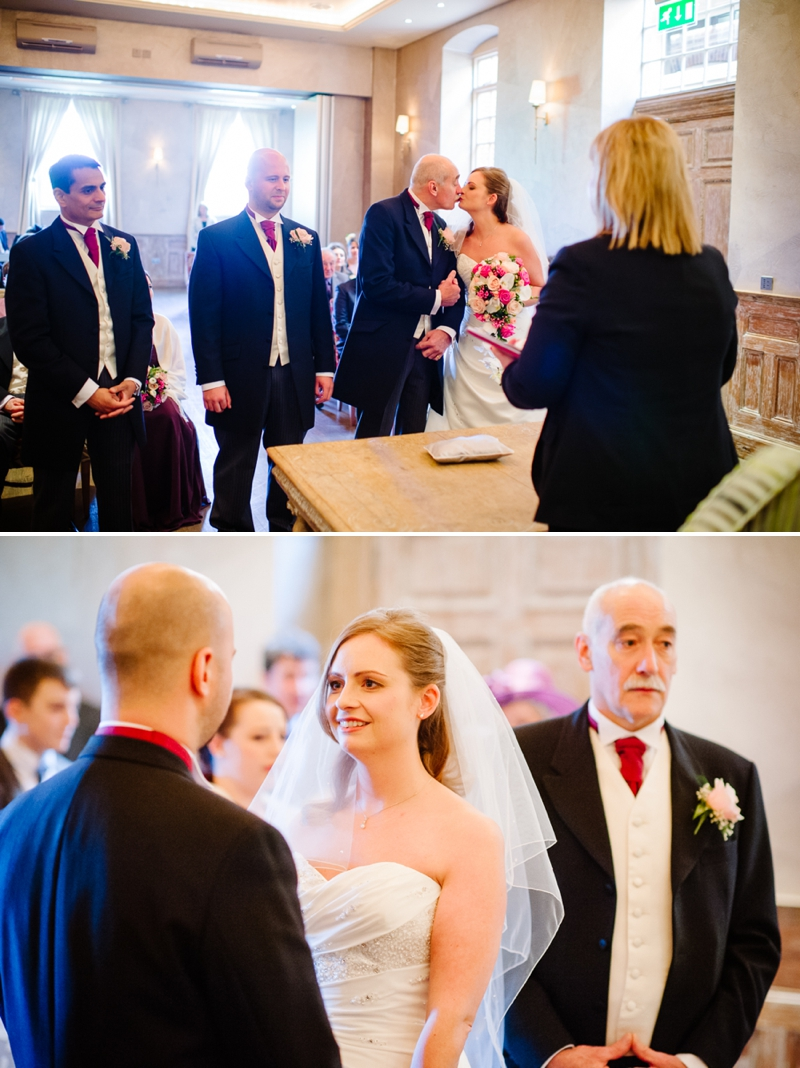 Rachael & Kevin - Fawsley Hall Wedding_0010