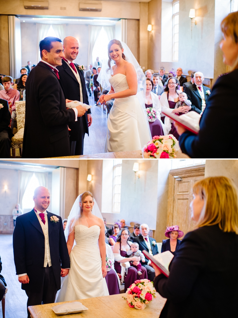 Rachael & Kevin - Fawsley Hall Wedding_0012