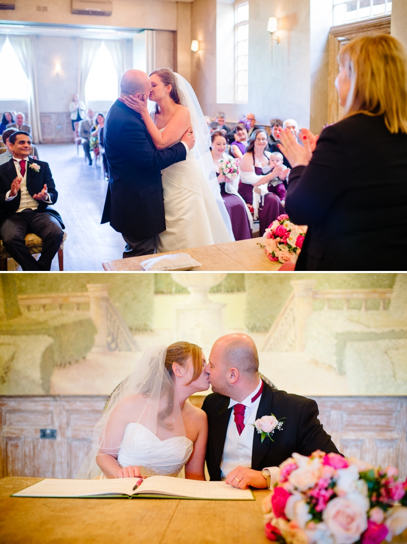 Rachael & Kevin - Fawsley Hall Wedding_0013