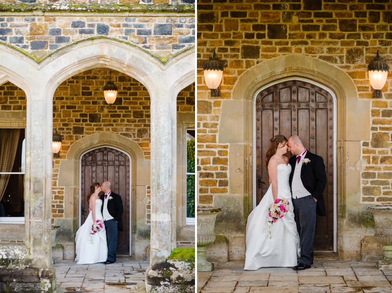 Rachael & Kevin - Fawsley Hall Wedding_0016