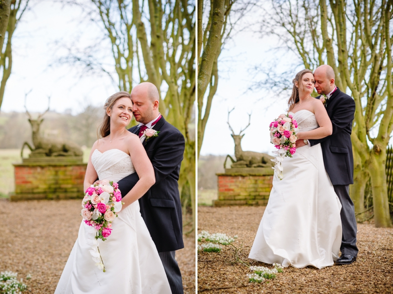 Rachael & Kevin - Fawsley Hall Wedding_0018