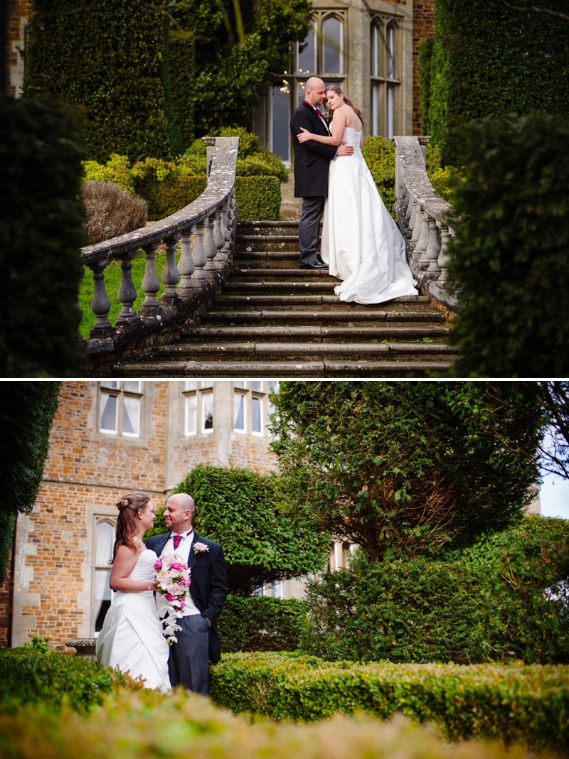 Rachael & Kevin - Fawsley Hall Wedding_0019