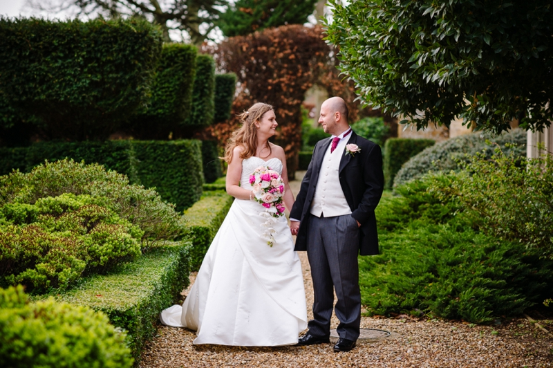 Rachael & Kevin - Fawsley Hall Wedding_0020
