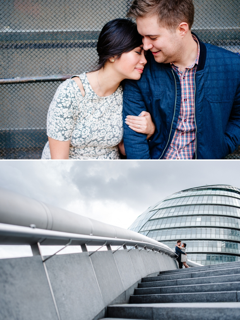 Queenie & James London Pre-Wedding Shoot_0004