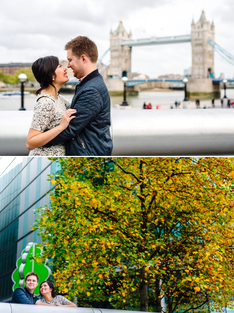 Queenie & James London Pre-Wedding Shoot_0005