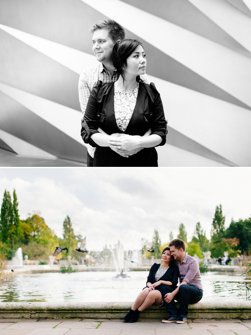 Queenie & James London Pre-Wedding Shoot_0007