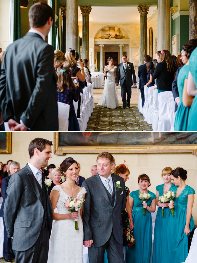 Woburn Sculpture Gallery Wedding - Lucy & James_0012