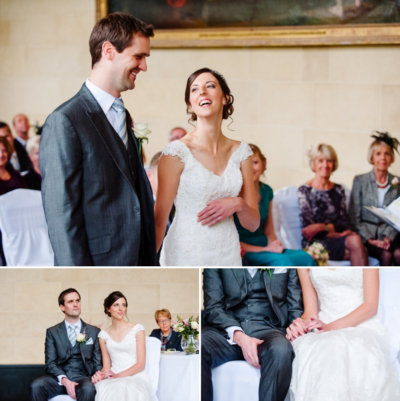 Woburn Sculpture Gallery Wedding - Lucy & James_0013