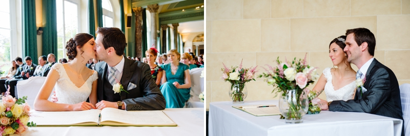 Woburn Sculpture Gallery Wedding - Lucy & James_0016
