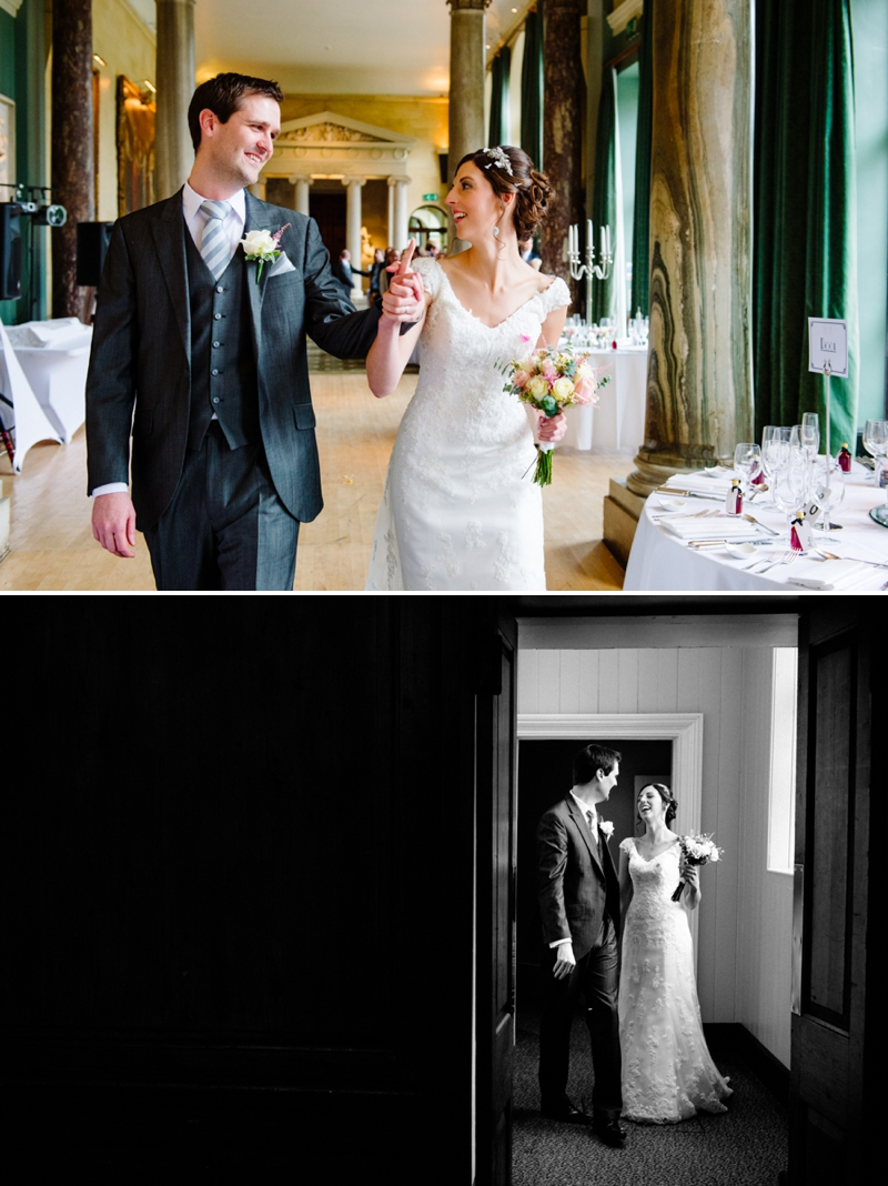Woburn Sculpture Gallery Wedding - Lucy & James_0018