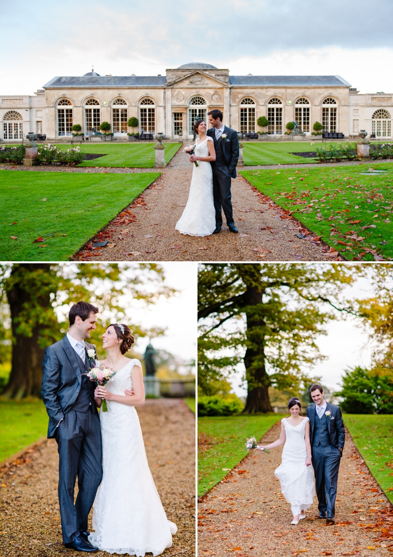 Woburn Sculpture Gallery Wedding - Lucy & James_0023