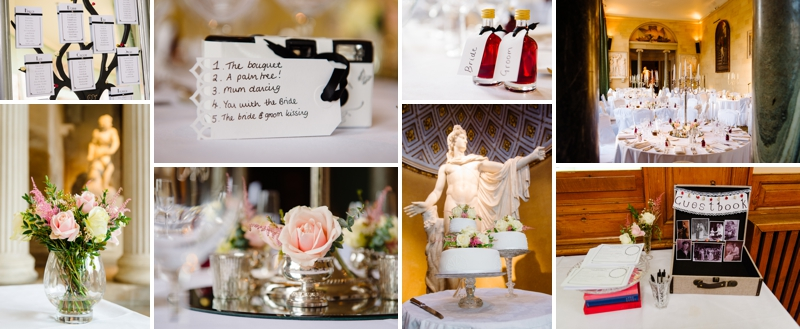 Woburn Sculpture Gallery Wedding - Lucy & James_0025