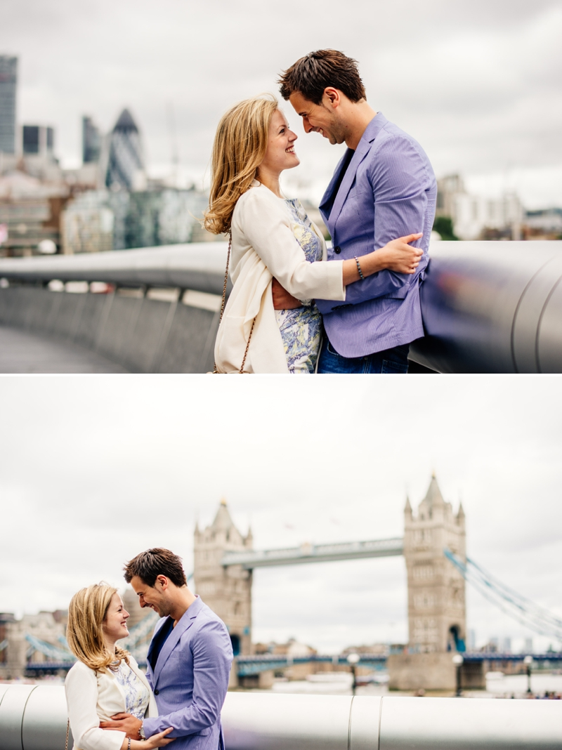 London Pre-Wedding Shoot - Claire & Paul_0002
