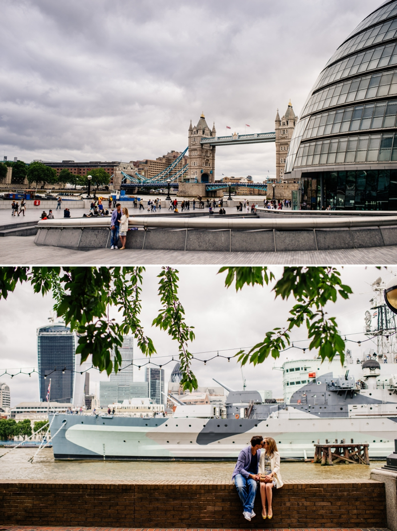 London Pre-Wedding Shoot - Claire & Paul_0003