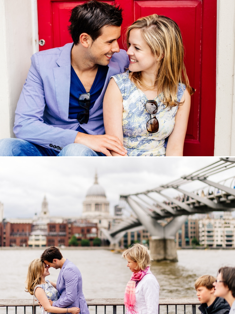 London Pre-Wedding Shoot - Claire & Paul_0005