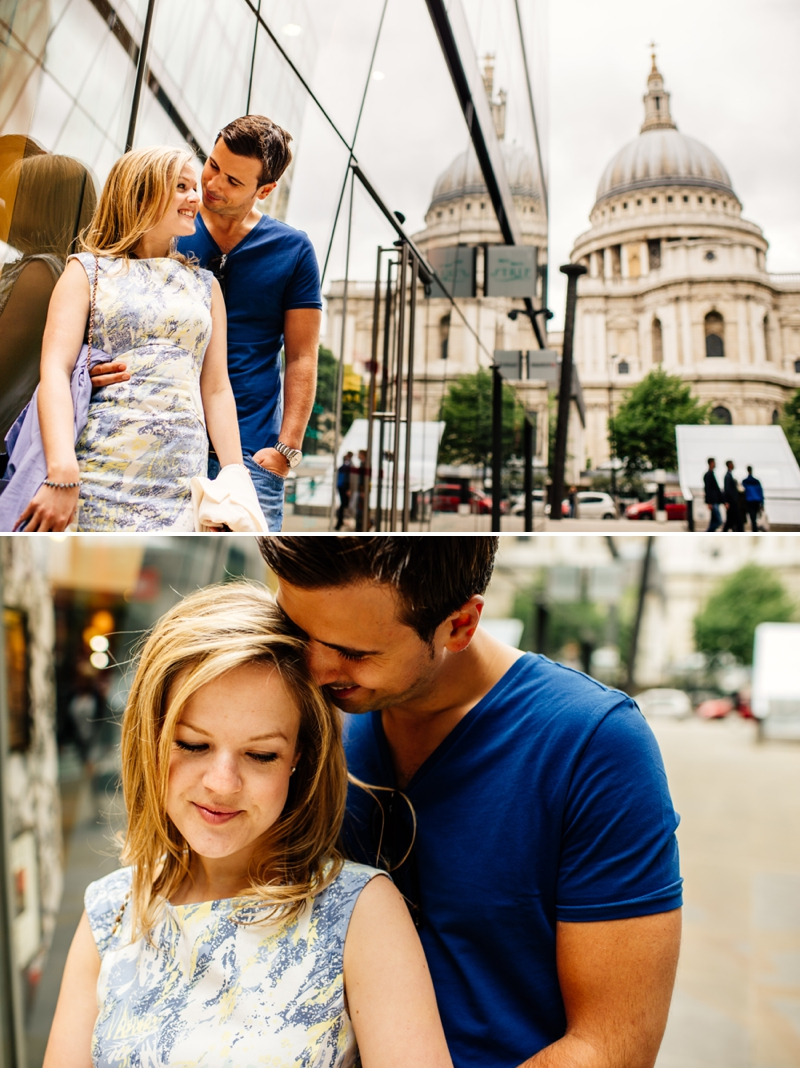 London Pre-Wedding Shoot - Claire & Paul_0007