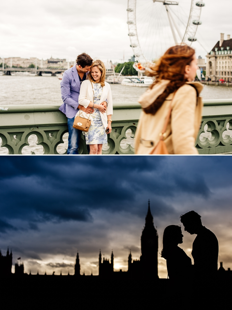 London Pre-Wedding Shoot - Claire & Paul_0008