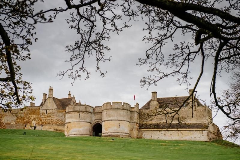 Rockingham Castle Wedding Photography - Lauren & Rupert_0001